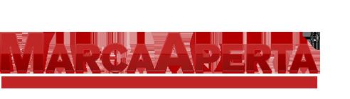 Notizie marca aperta logo