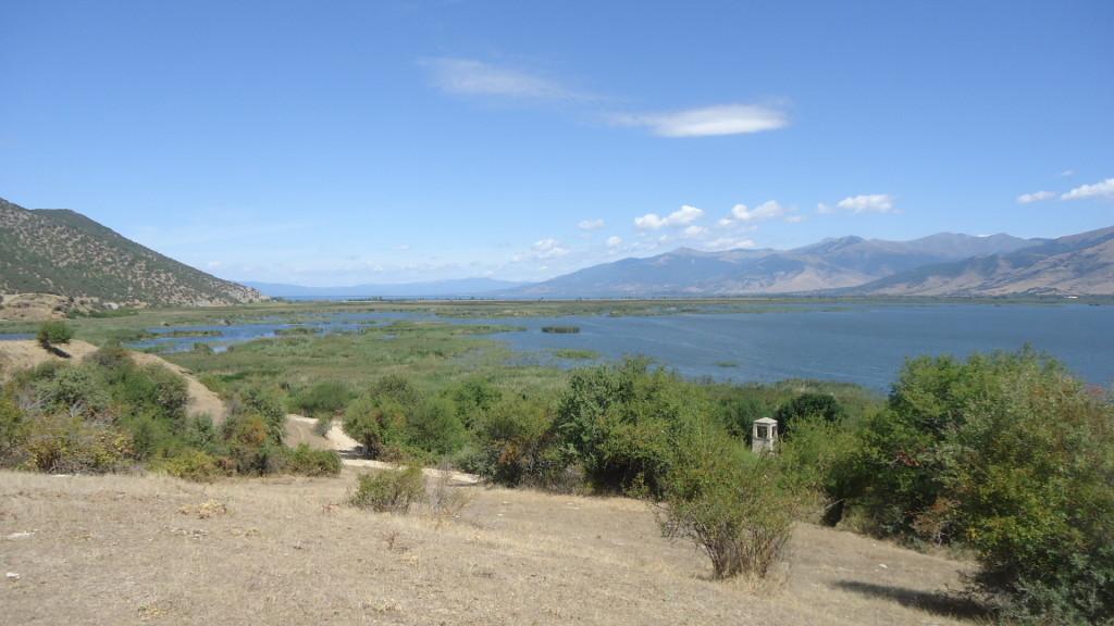 Prespa. Lago Grande.