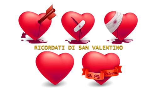 San valentino 2014 la festa degli innamorati for Pensierini di san valentino