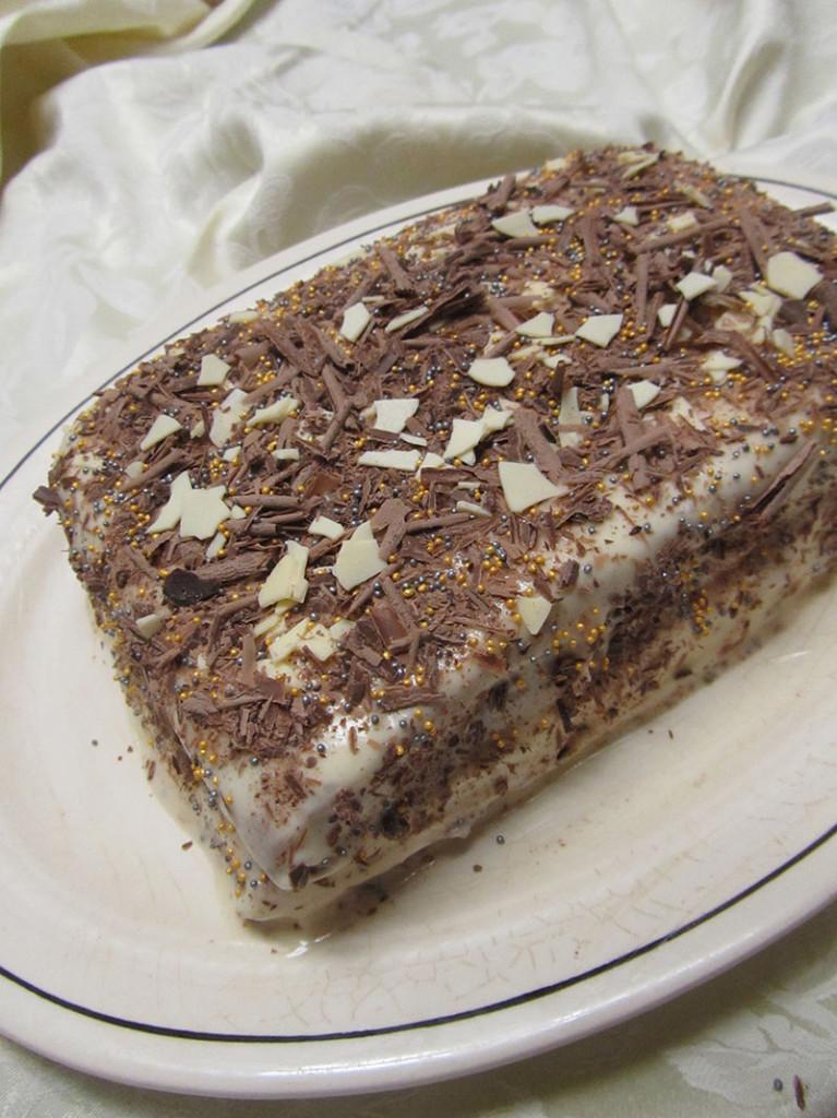 Torta al cioccolato ricetta.