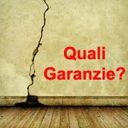 Edilizia - Le garanzie