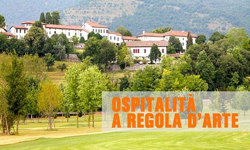 villa policreti, aviano, golf club