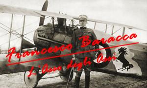 francesco baracca, aviazione, battaglia del montello, grande guerra mondiale