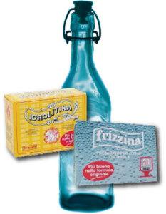 Acqua idrolitina