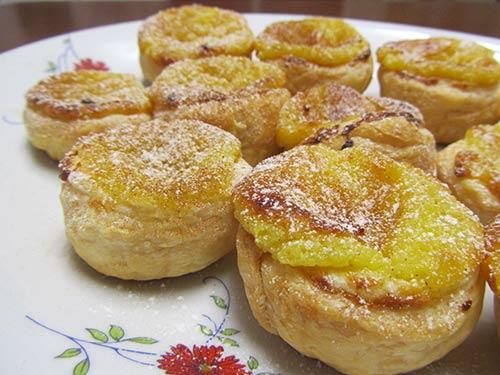 pasteis de nata, ricetta, come realizzare