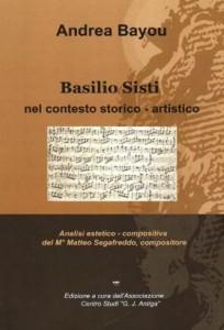 Libro del dr. Bayou dedicato a Basilio Sisti