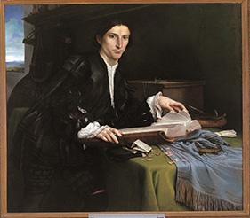lorenzo lotto, venezia, accademia