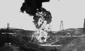 moreni, romania, incendio, petrolio