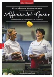 libro, ricette, affinità, cucina