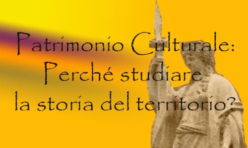 patrimonio culturale, storia