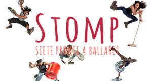 stomp, Venezia, teatro goldoni