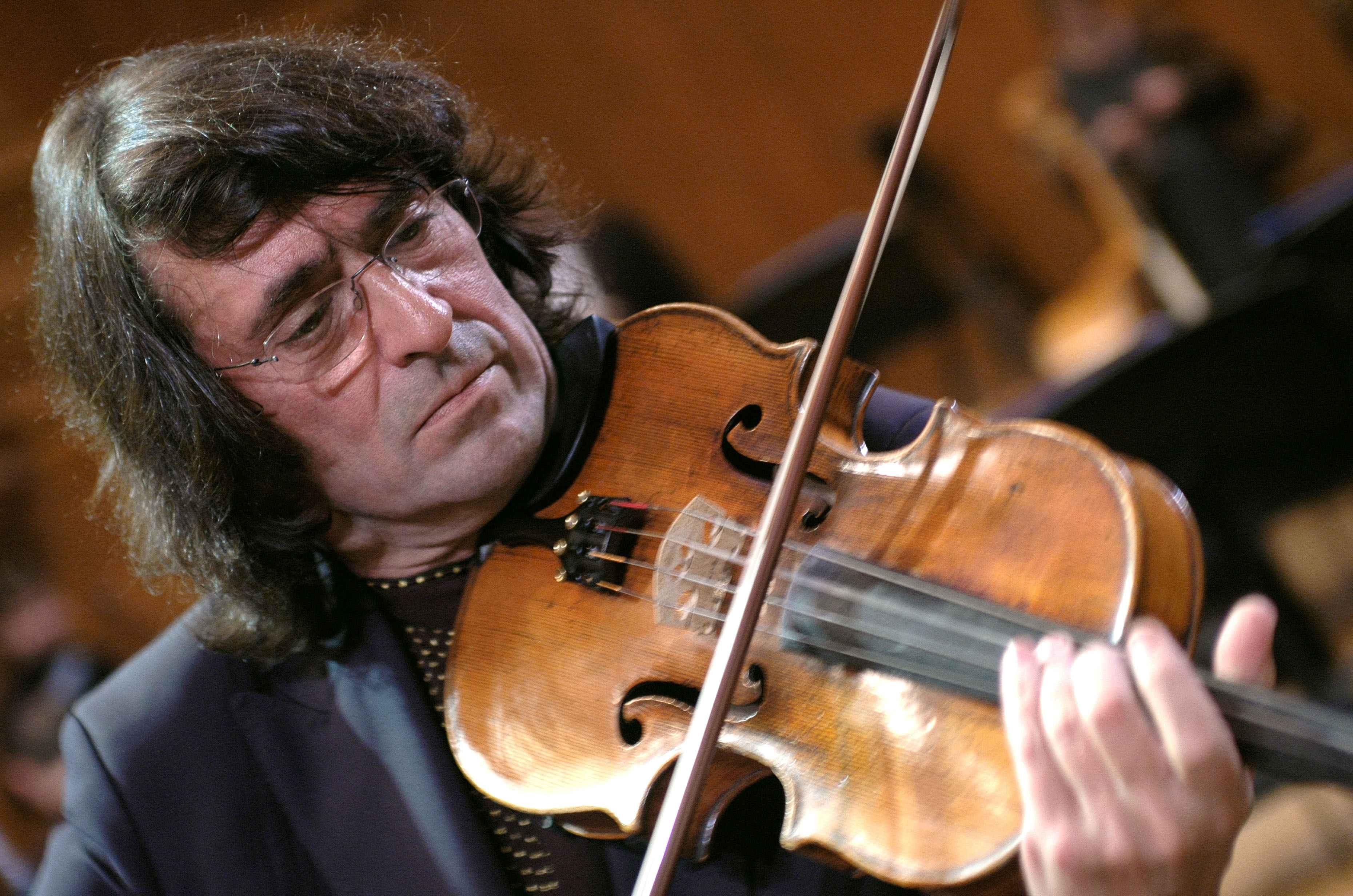 Violinista Yuri Bashmet