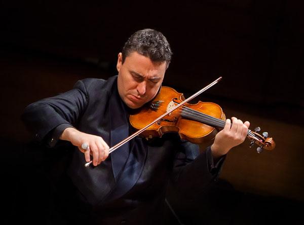 Vengerov, violino