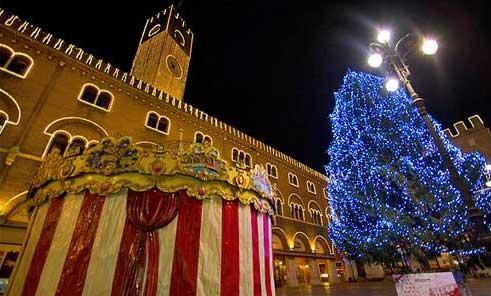 Albero di Natale a Treviso
