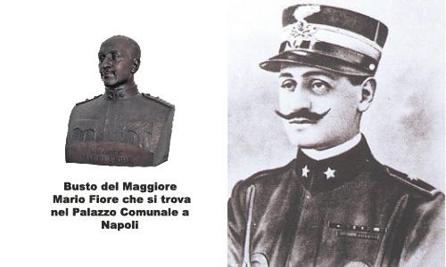 Maggiore Mario Fiore eroe del Montello