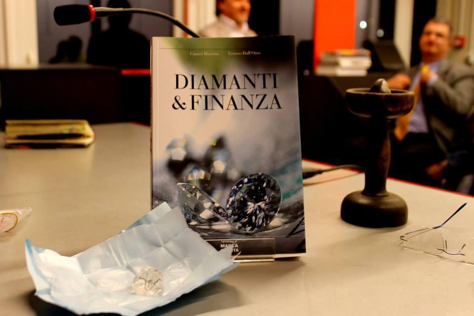diamanti e finanza, libro
