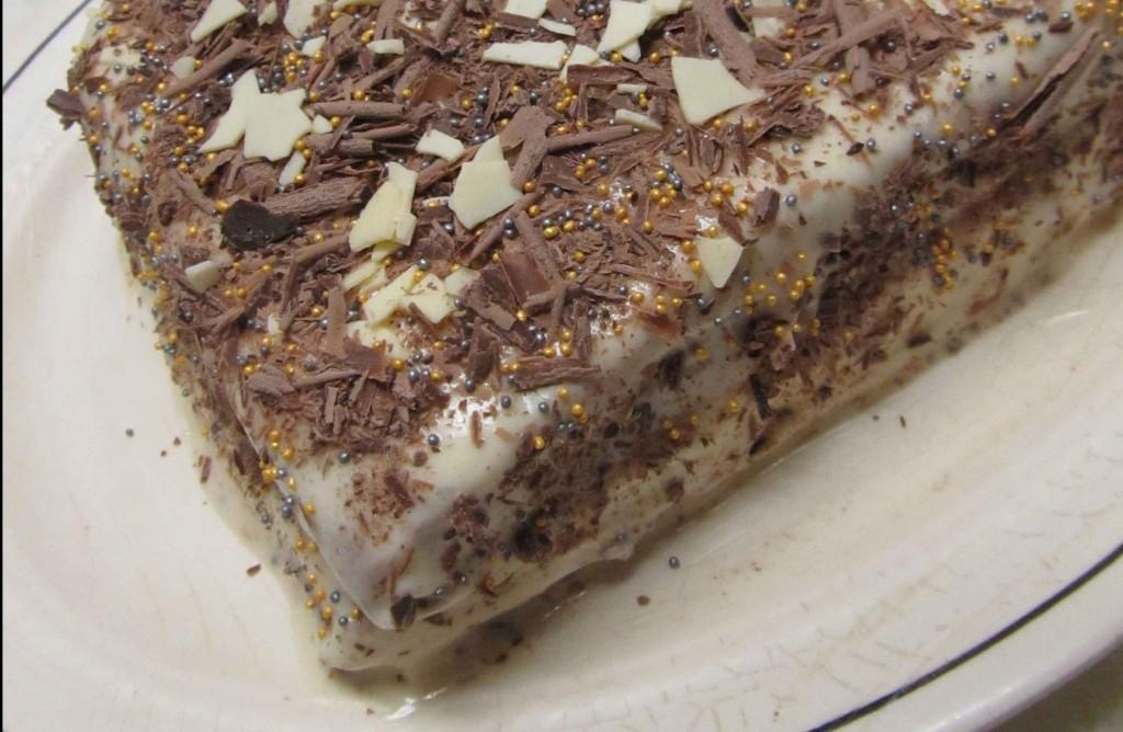 Torta al cioccolato ricetta tradizionale irlandese for Casa tradizionale islandese