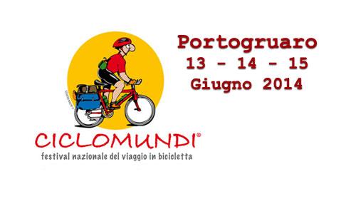 Ciclomundi in bici - Portogruaro