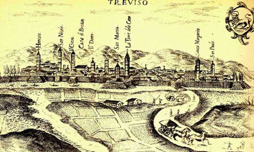 Marca Trevigiana XVI secolo