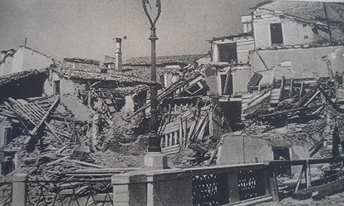 bombardamento, treviso, 7 aprile 1944