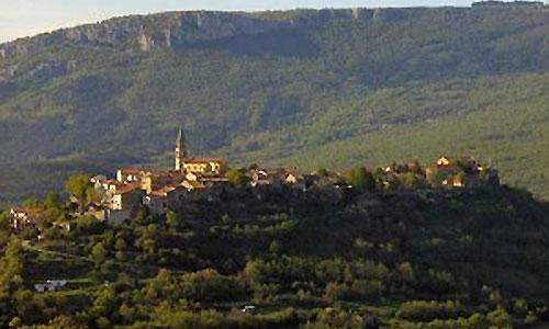 Viaggio in Istria Buzet
