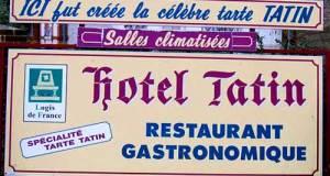 Hotel restaurant Tatin