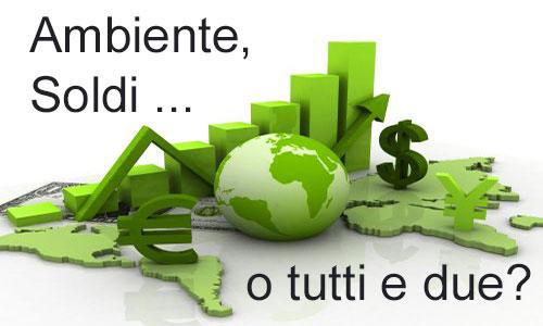 green economy, ecologia