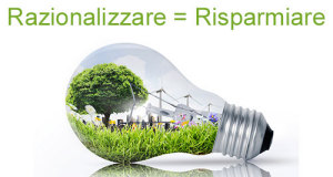 risparmio energetico, green economy
