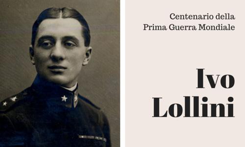 ivo lollini, prima guerra mondiale, montello