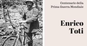 enrico toti, prima guerra mondiale