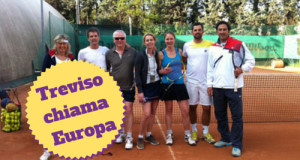 tennis treviso, carbone