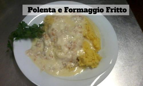 polenta, ricetta, formaggio