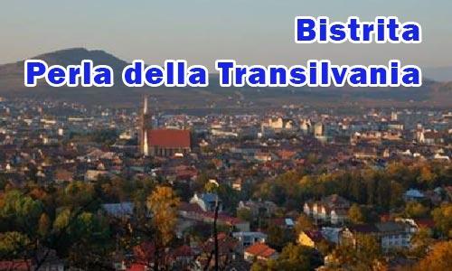 bistrita, transilvania, romania