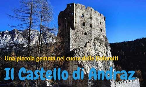 andraz, castello