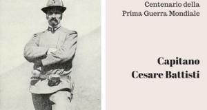 cesare battisti, alpini, prima guerra mondialie