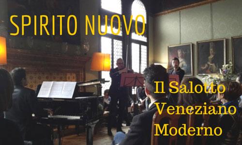 spirito nuovo, venezia