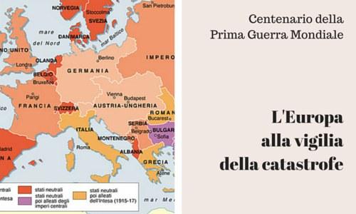 prima guerra mondiale, europa, mappa