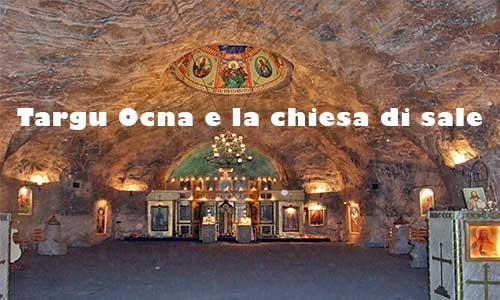 targu ocna, salina, chiesa, romania