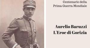 aurelio baruzzi, gorizia, prima guerra mondiale