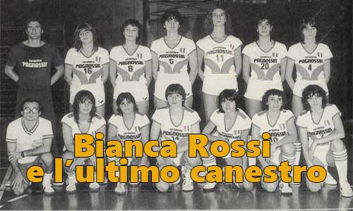bianca rossi, pagnossin treviso, basket