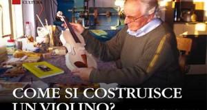 come, costruisce, violino