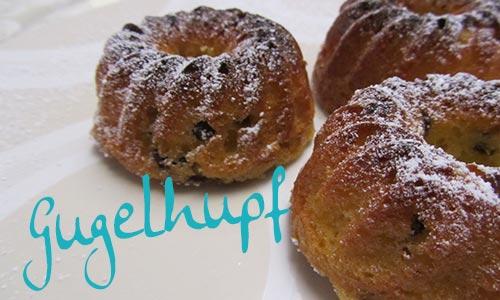 gugelhupf, ricetta, dolce, austria