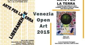 venezia, open art, 2015