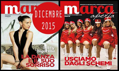marca aperta, dicembre, 2015