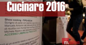 cucinare 2016, pordenone, fiere