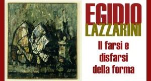 egidio lazzarini, pittore, biografia