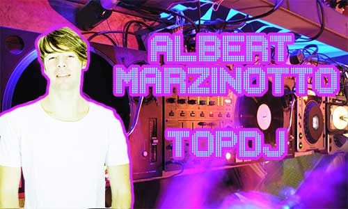 albert marzinotto, dj, house music