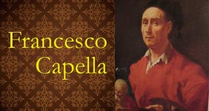 francesco capella, pittore