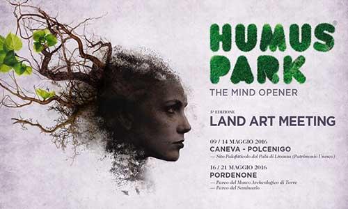 humus park 2016, land art