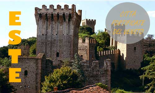 Citt fortificate del veneto este monselice montagnana for Idea garden monselice orari